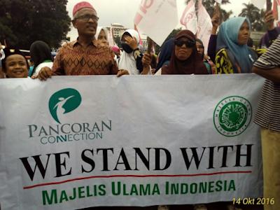 Video: UBN Ajak Umat Islam Kawal Kasus Ahok, 3 Minggu Gagal, Demo 10 Kali Lebih Besar