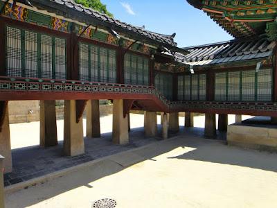 Seonjeongjeon Hall at Changdeokgung Palace Seoul