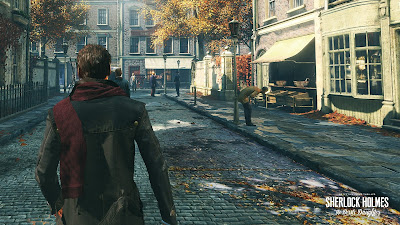 Sherlock Holmes: The Devil's Daughter Game Setup