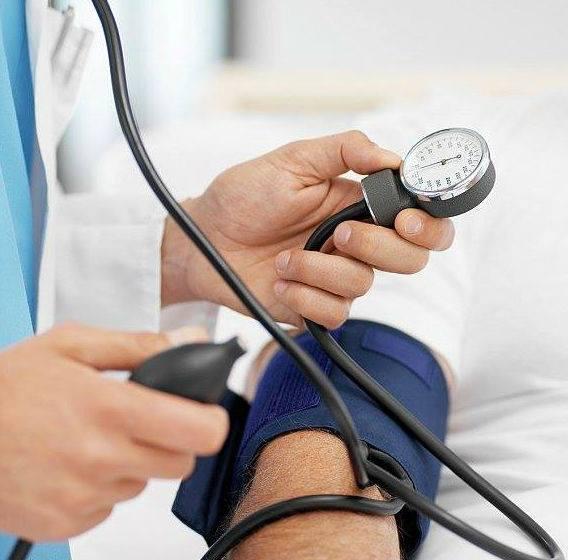 Blood pressure treatment Alrtf