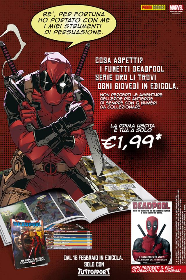 A Star Crossed Wasteland Deadpool Serie Oro I Volumi Consigliati