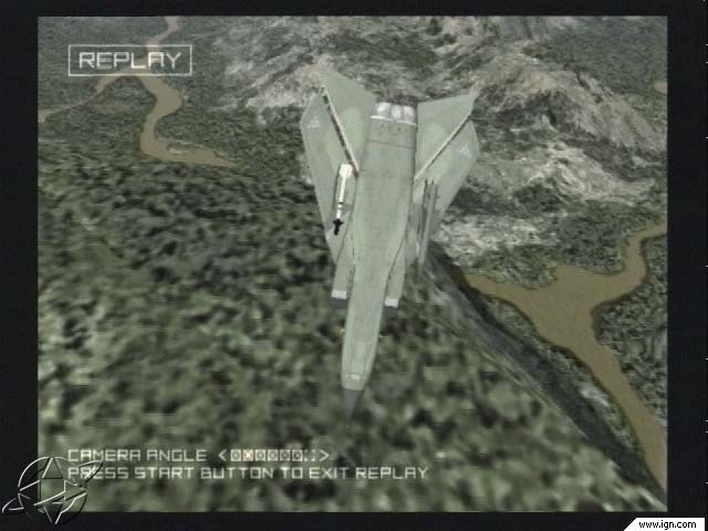 Ace combat 4 shattered skies iso