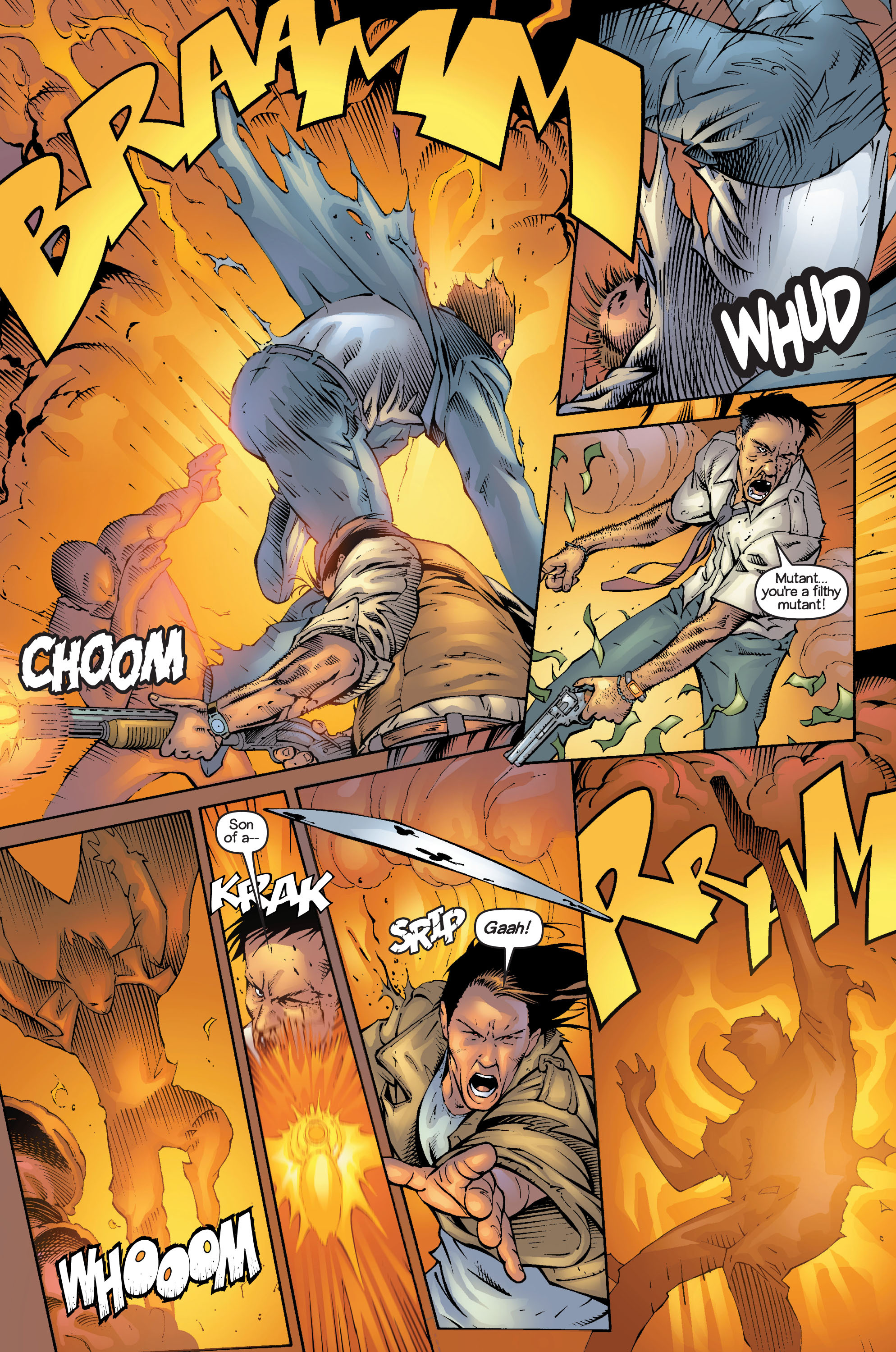 Read online Ultimate X-Men comic -  Issue #14 - 8