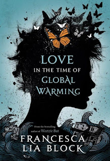 Love in the time of Global Warming by Francesca Lia Block | cover love