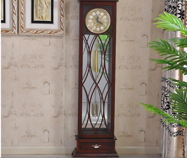 Đồng hồ cổ châu âu