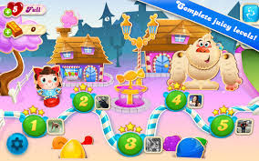 Game Candy Crush Soda Saga Mod Apk