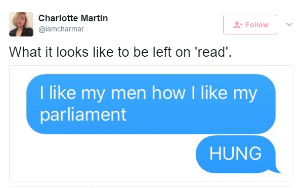 5 - 10 of the Funniest Tweets About the U.K. Election