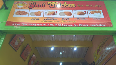 Yani Chicken