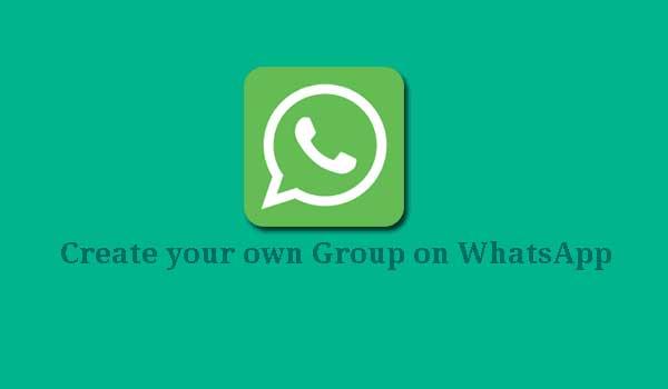 Cara Buat Grup Baru di Wa