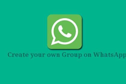 Cara Membuat Grup WA di Android, Hanya Hitungan Detik