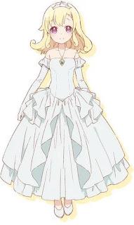 Momo Asakura como la princesa Rona