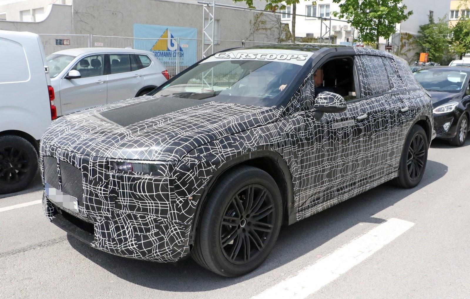 2021 BMW INext Is Fully Autonomous SUV >> 2021 Bmw Inext Spy Shot Ms Blog