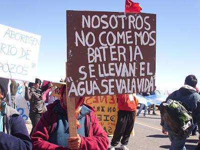 Resultado de imagen para SALTA EXPLOTACION DEL LITIO