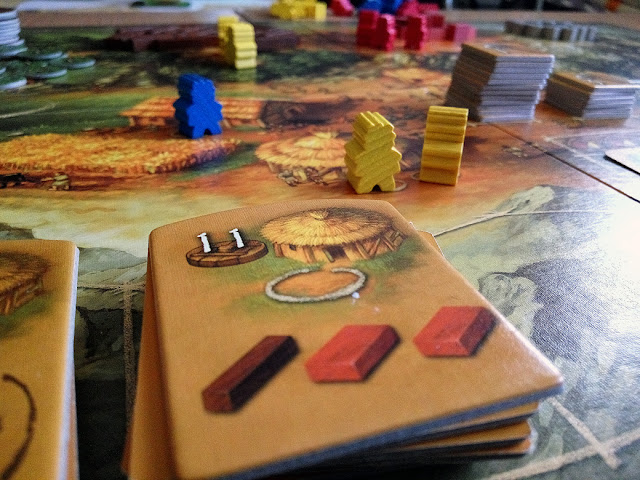 Stone Age tokens