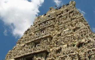 9. Kuil Kanchipuram