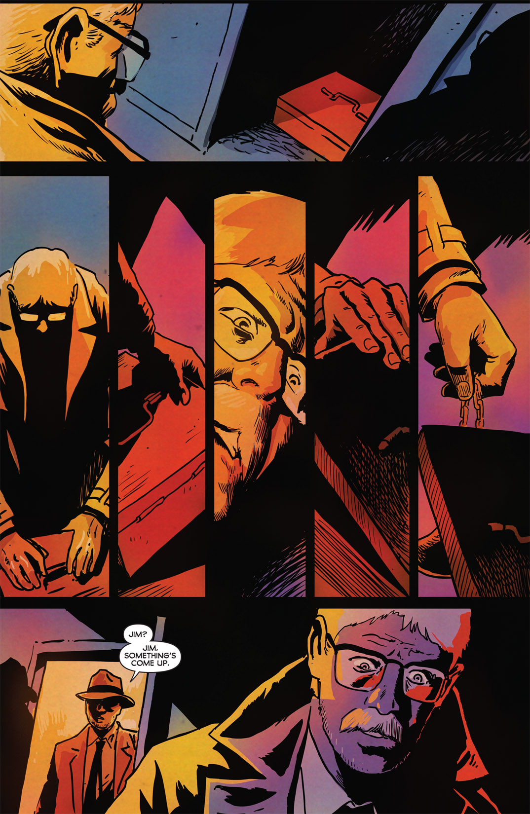 Detective Comics (1937) 879 Page 18