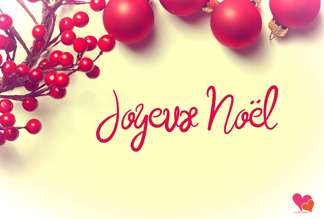 """Joyeux Noël """"Belle carte à offrir à vos proches"""""""