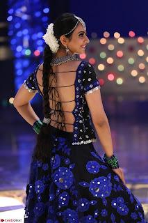 Rakul Preet Singh dance in Blue and yellow choli HD Pics from Movie Winner 005.jpg
