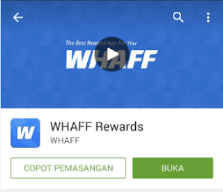 whaff rewards