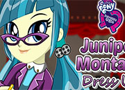 Equestria Girls Juniper Montage
