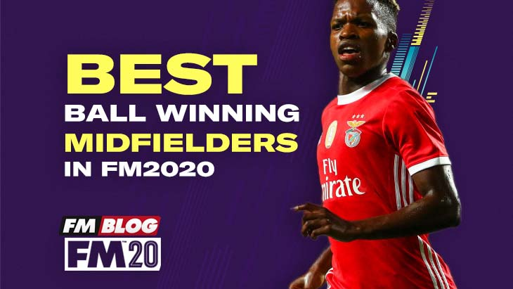 Win the midfield battle with the best Ball Winning Midfielders in Football Manager 2020