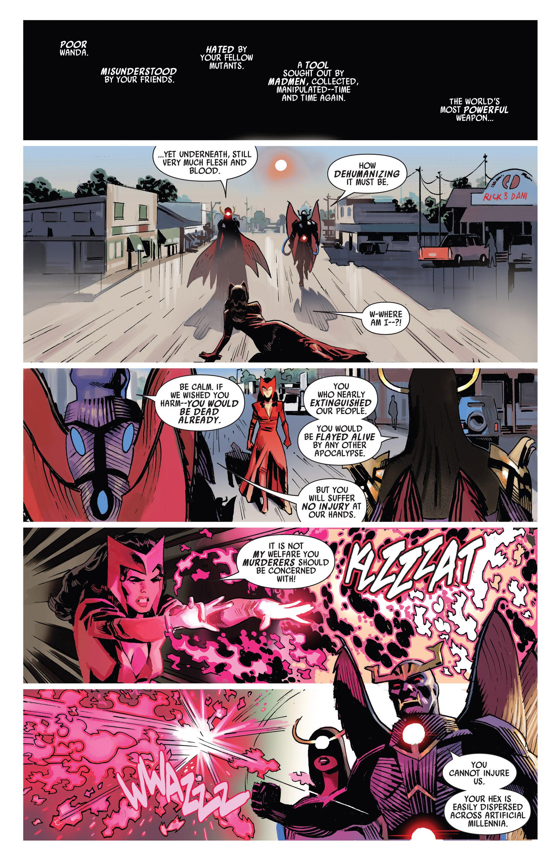 Read online Uncanny Avengers (2012) comic -  Issue #11 - 3