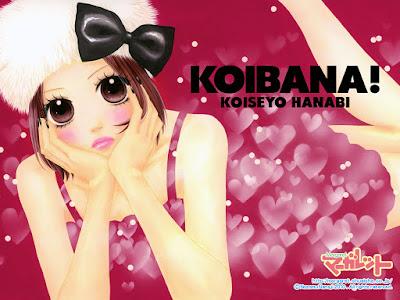Koibana Koiseyo! Hanabi de Nagamu Nanaji