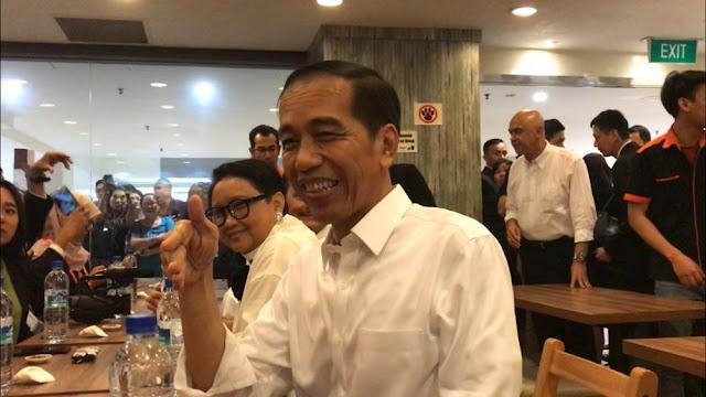 Admin IG Sr23_official Ditangkap, Jokowi: Itu Namanya Menabok