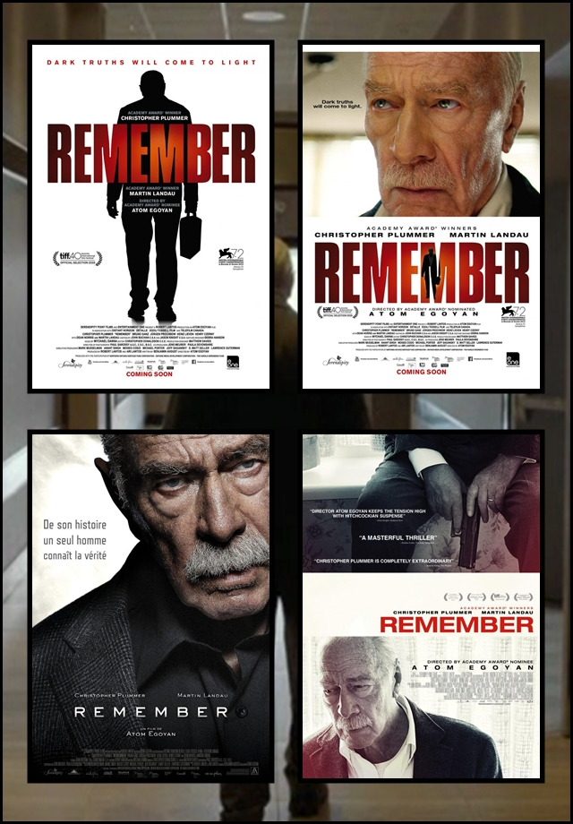 Remember, Atom Egoyan, Christopher Plummer, Martin Landau