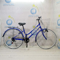 City Bike Evergreen Fuji 7 Speed 26 Inci