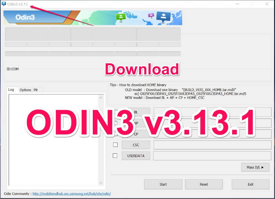 Sohail Gsm: New Odin available 3 13 1 For New Oreo Fw's