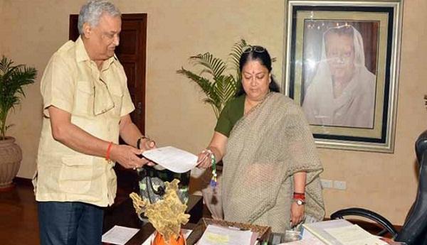 Jaipur, Rajasthan, kirodi lal meena, RJP MLA, kirodi lal meena might be join bjp again, BJP, Vasundhara Raje