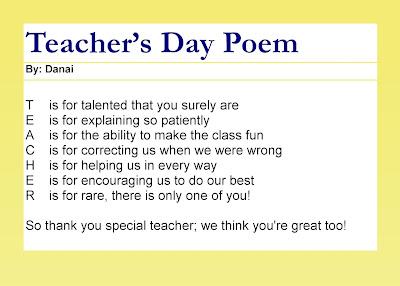 Teachers Day 2014 - Google+