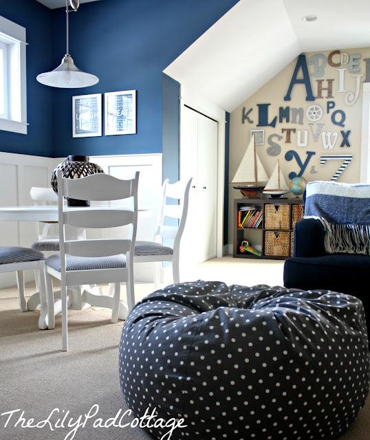 Newburyport Blue by Benjamin Moore - paint color