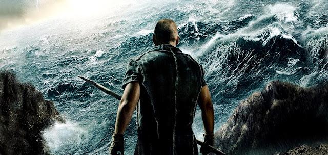 Russell Crowe în filmul NOAH regizat de Darren Aronofsky