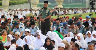 Panglima TNI Sebut Berita Hoax Soal Habib Rizieq Berasal Dari Australia dan Amerika