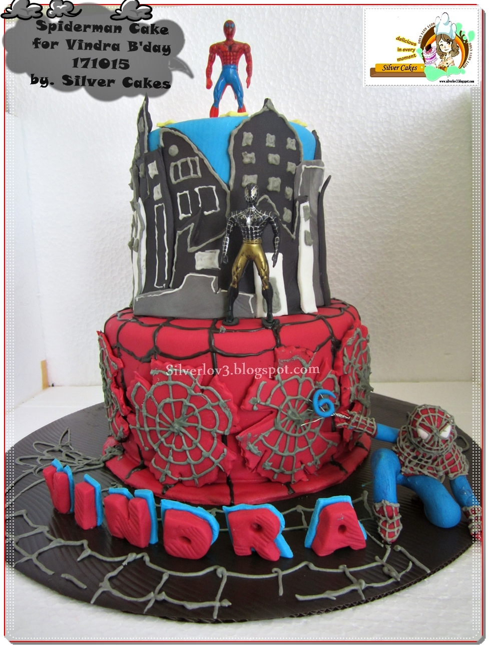 Cakes By Vindra