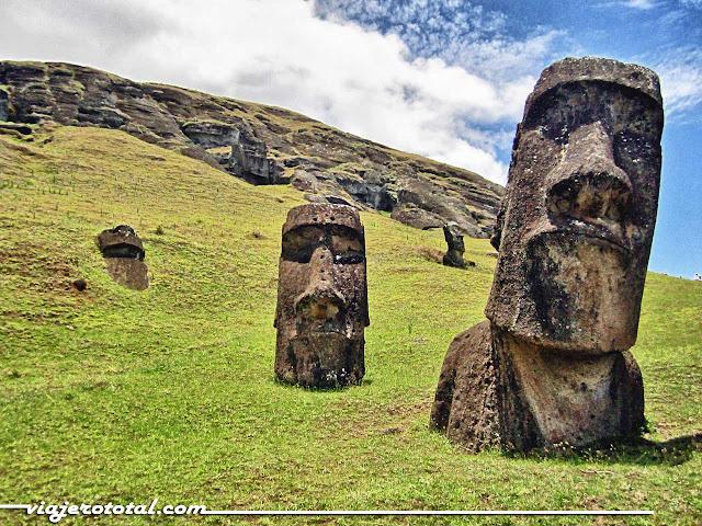 Chile - Isla de Pascua