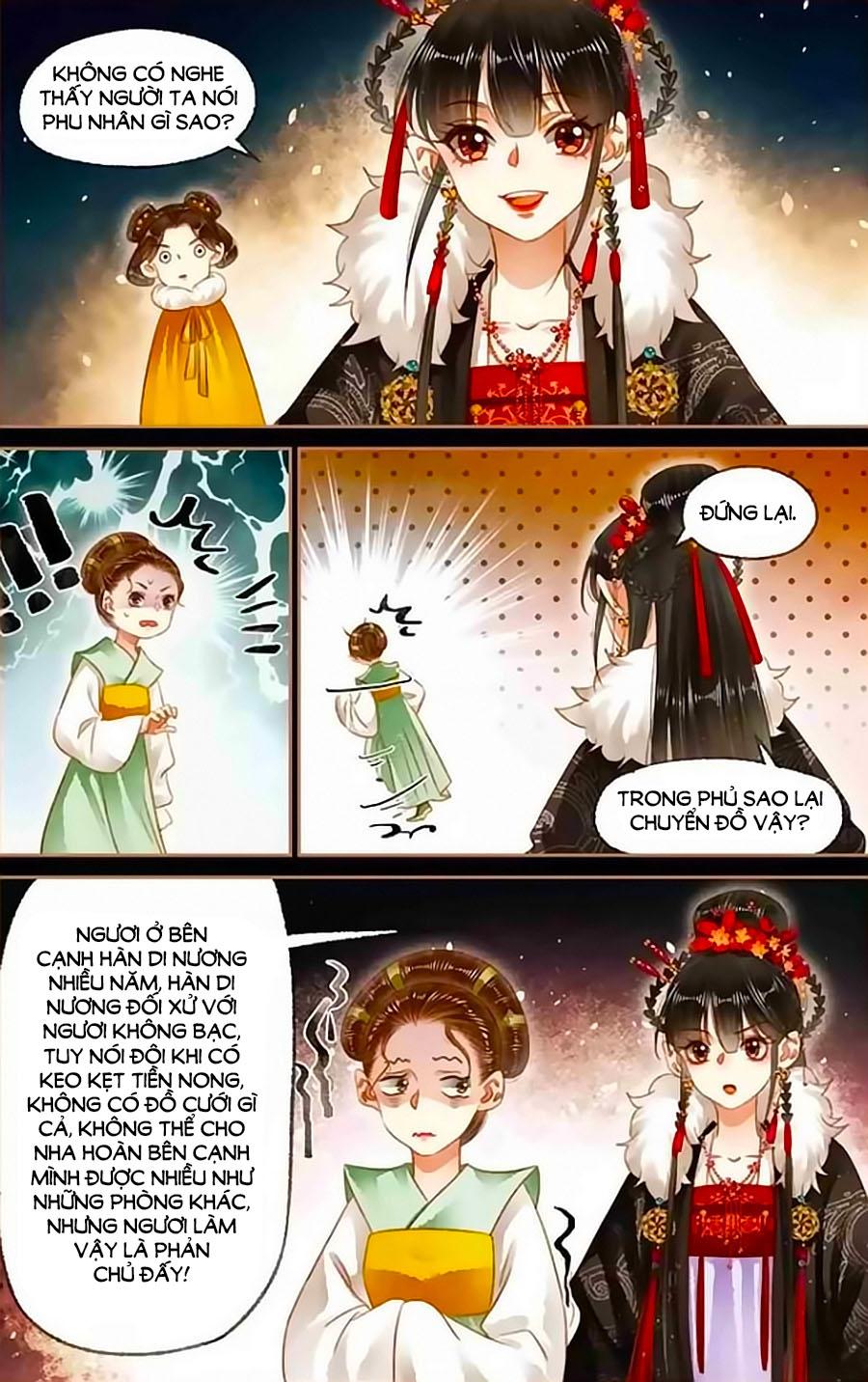 Thần Y Đích Nữ chap 161 - Trang 5