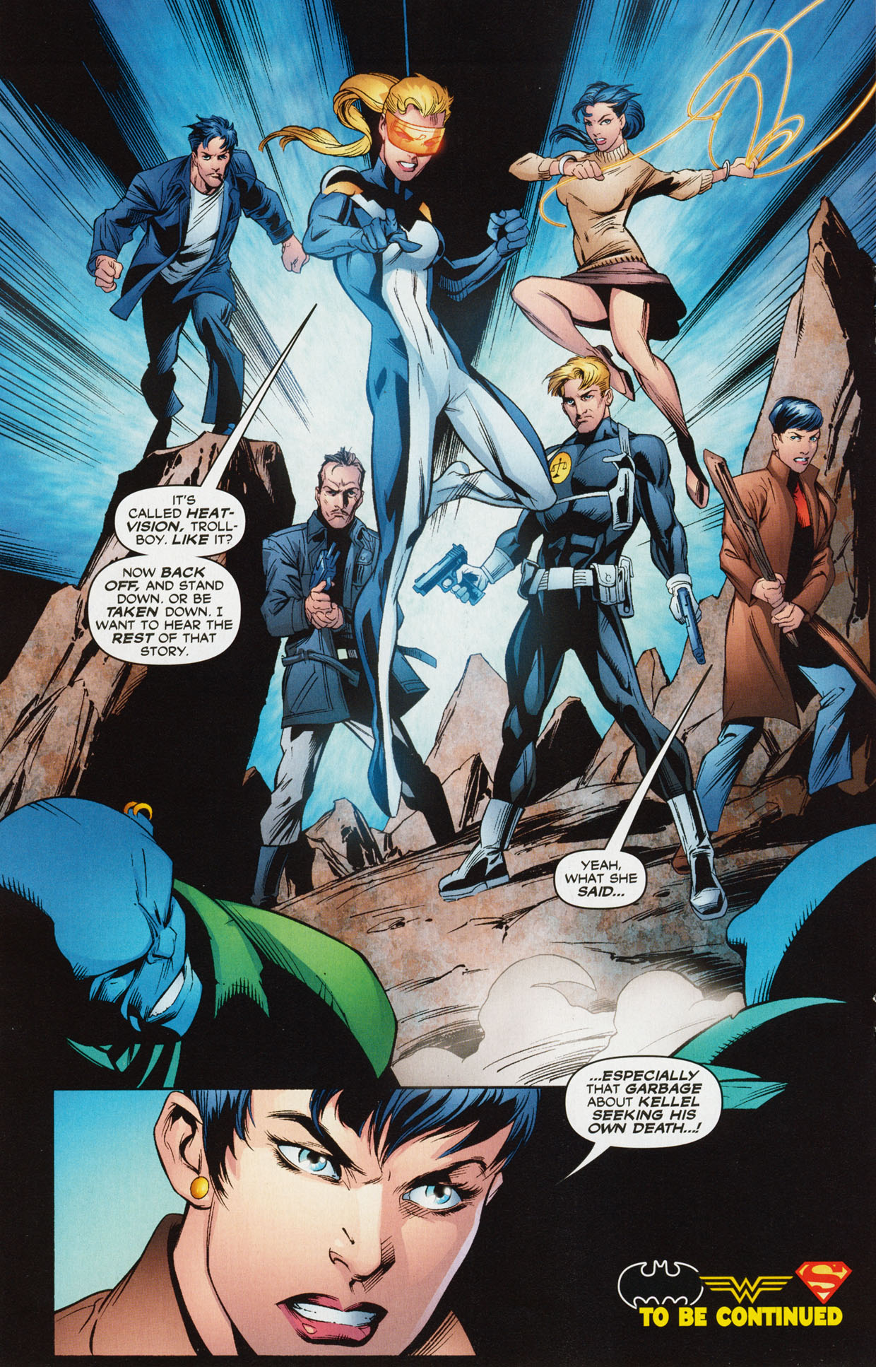 Read online Trinity (2008) comic -  Issue #34 - 17