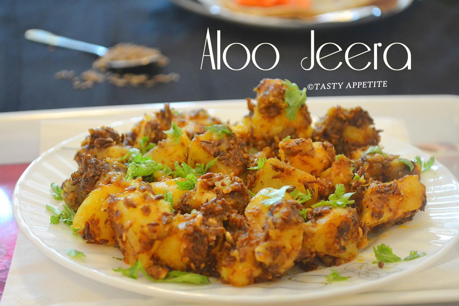 Aloo jeera jeera aloo aloo recipes how to make aloo