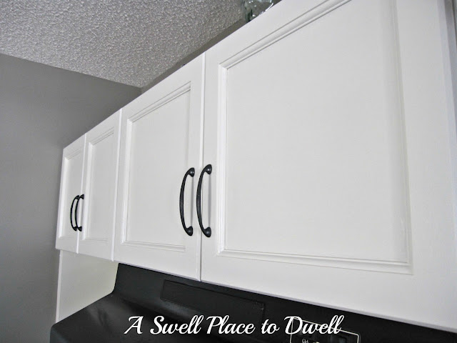 How to Paint Kitchen Cabinets  #kitchenmakeover #budget #paint