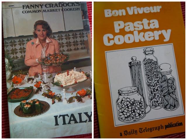 Fanny Cradock FannyItalia Pasta