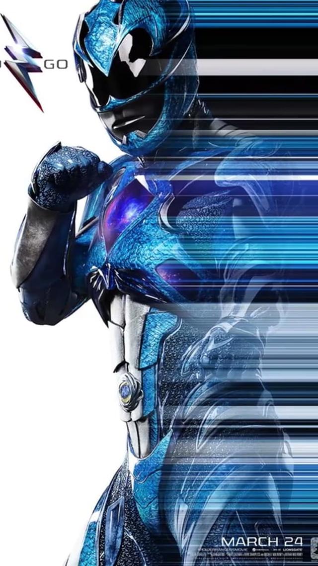 Ranger blue