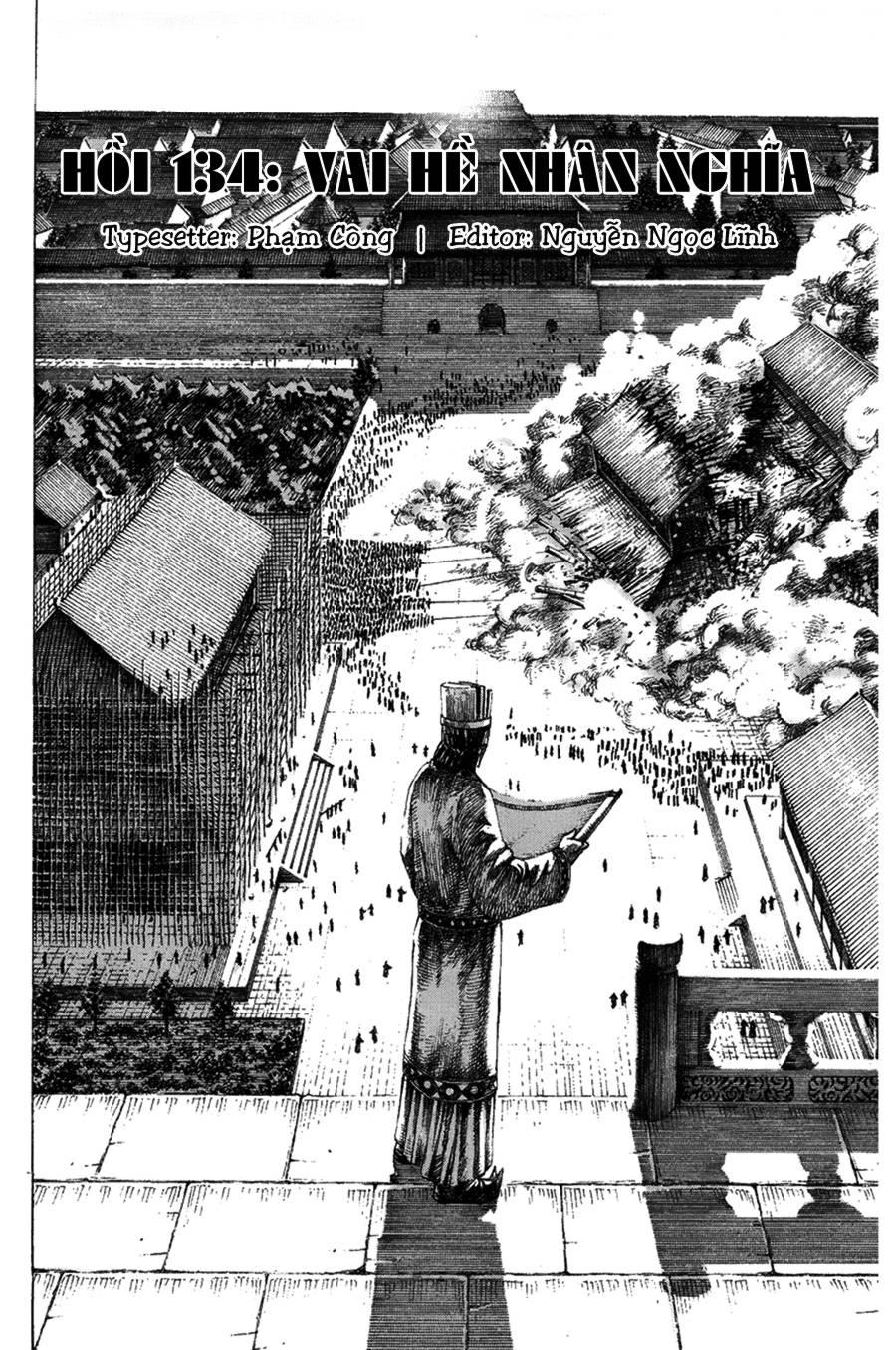 Hỏa Phụng Liêu Nguyên tập 134 - 3