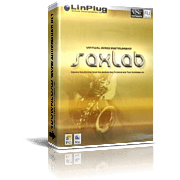 Download LinPlug - SaxLab v2.2.1 Full version
