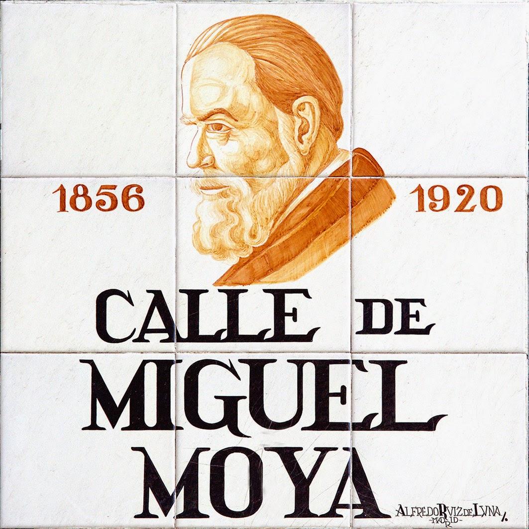 Calle de Miguel Moya