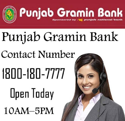 Punjab gramin bank contact number toll free check for Country living customer service number