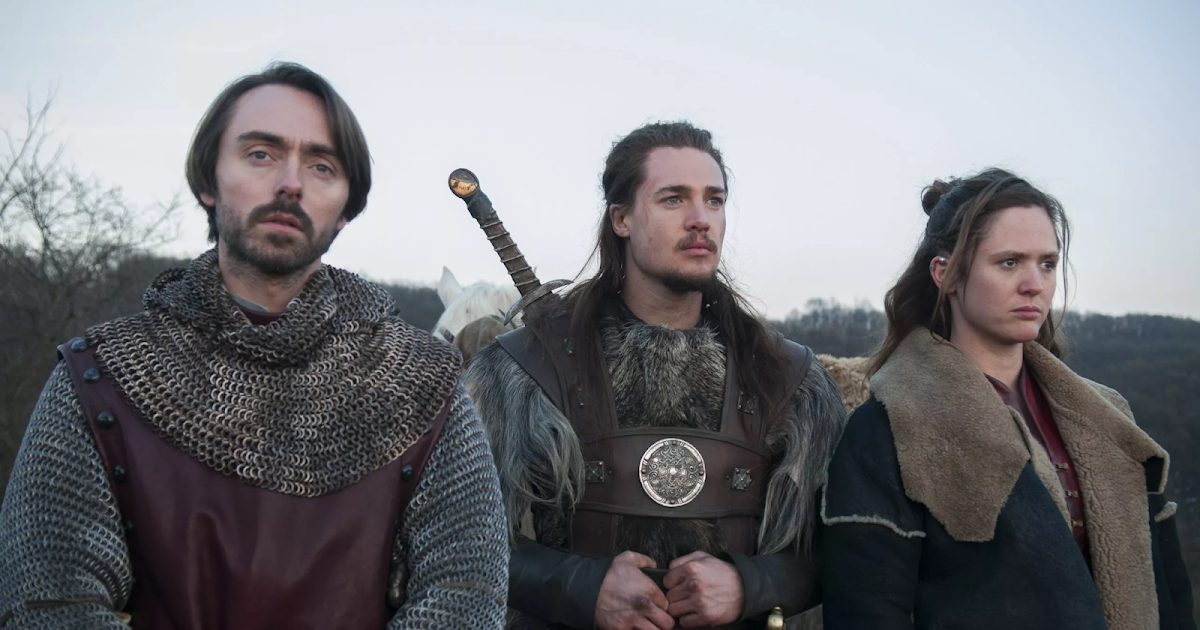 The Wertzone: THE LAST KINGDOM cancelled by the BBC but saved by Netflix