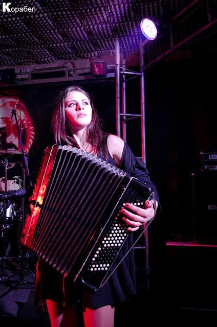 Ladies of Metal: Marina Kholod'ko (Skaldborg), Ladies of Metal, Marina Kholod'ko, Skaldborg